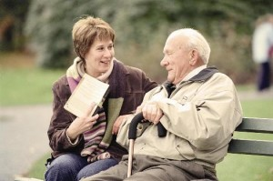 Looking After The Elderly