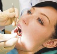 Woman's dental health
