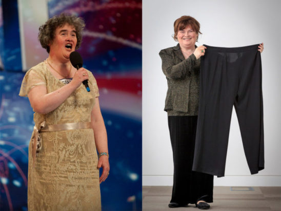 Susan Boyle Weight Loss No Sugar Diet Helps With Transformation